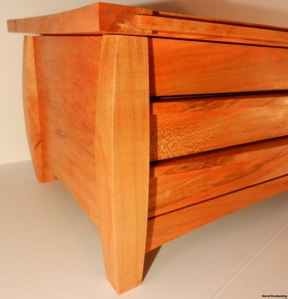 3 drawer jewelry box 2
