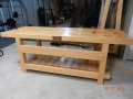 workbench front view
